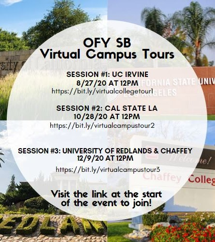 University of Redlands & Chaffey Virtual College Tour
